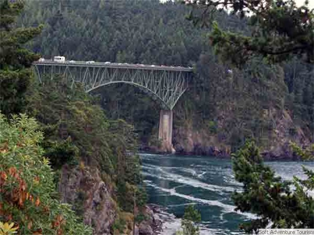 Deception Pass National Park, Washington, USA
