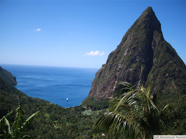 Gran Pitons, St. Lucia