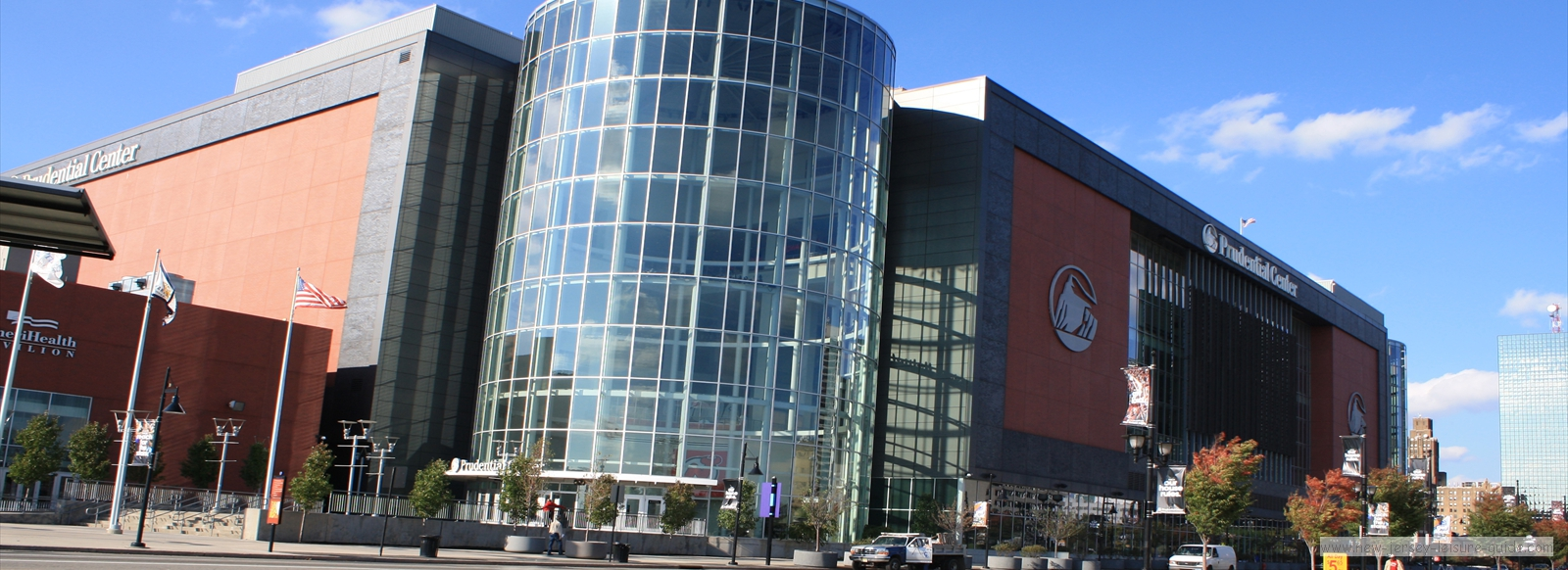 Prudential Center Newark Hotels
