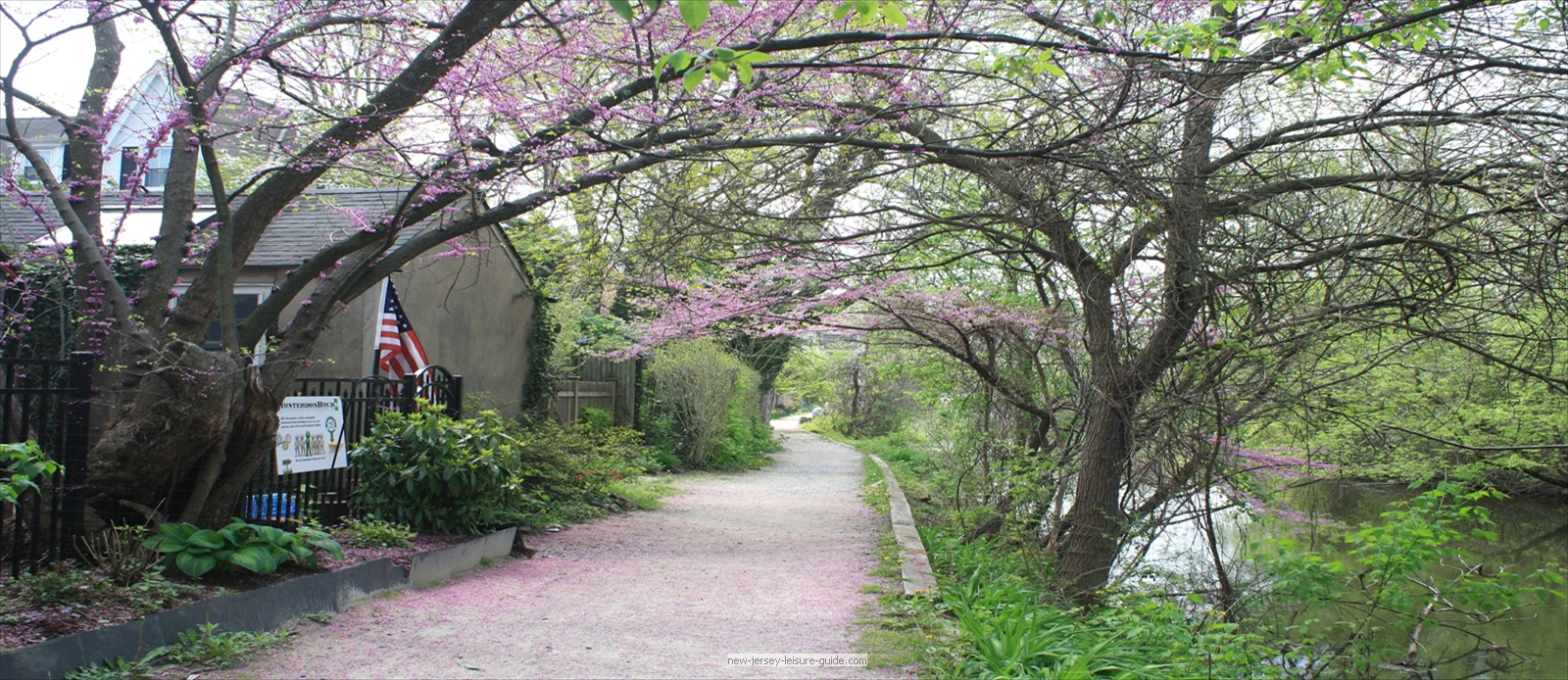Lambertville - D & R Canal Tow Path