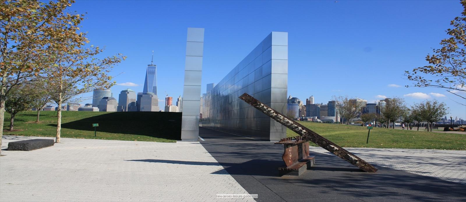 Liberty State Park - 9/11 Memorial