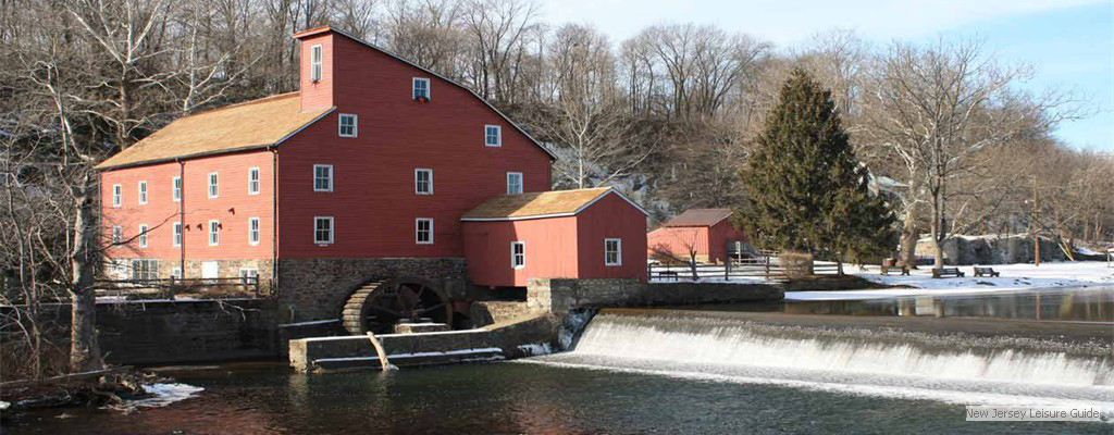 Grist Mill, Clinton