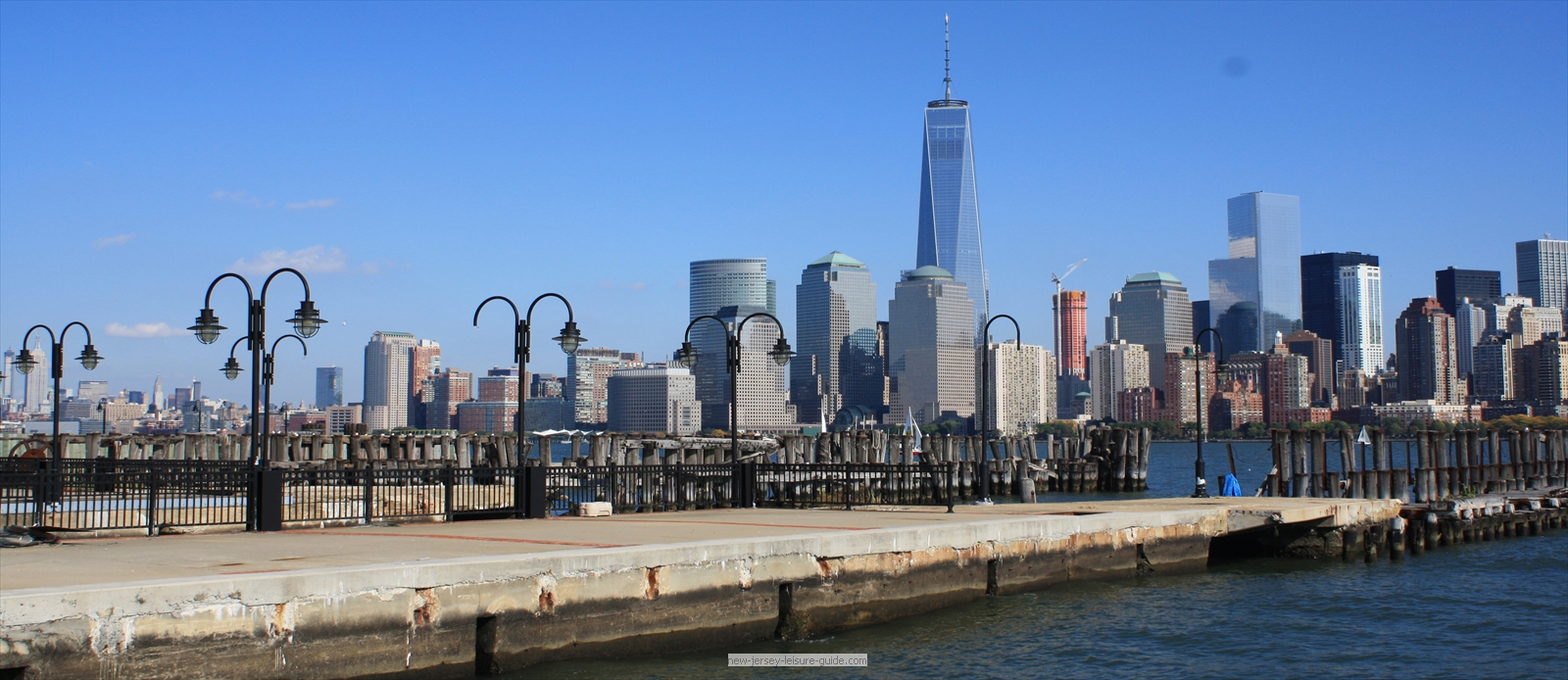 NYC Skyline, Jersey City