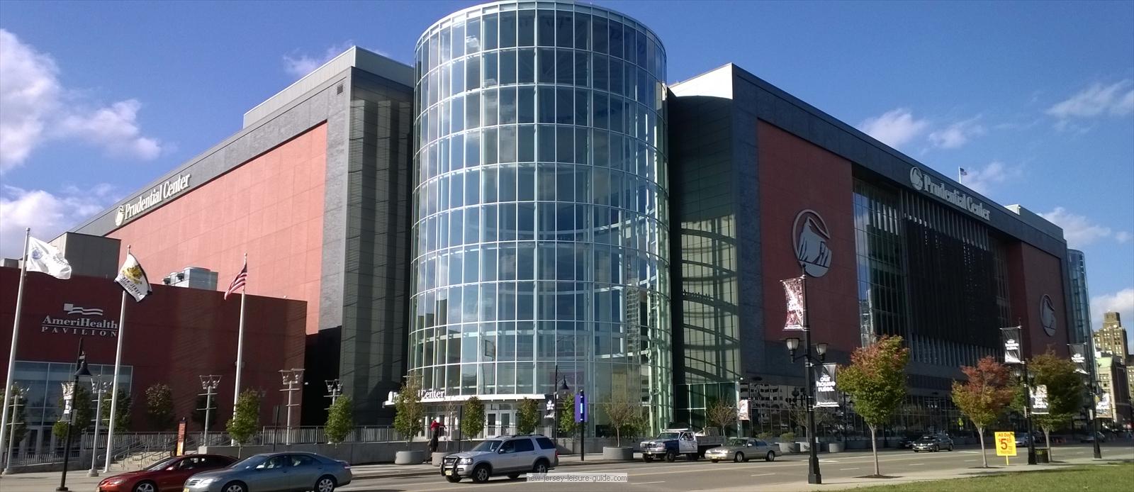 Prudential Center, Newark